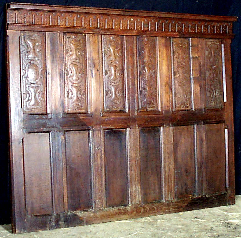 Miraculous Antique Wood Panels Wainscot Woodwork Library Furniture Largest Home Design Picture Inspirations Pitcheantrous
